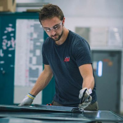 Skilled Sheet Metal Technicians