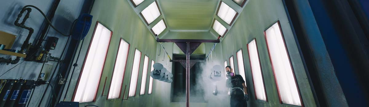 Powder Coating Services LSM Lee's Sheet Metal - Grande Prairie