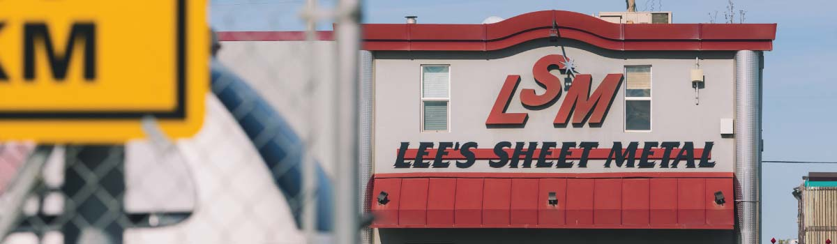Home Comfort Solutions LSM Lee's Sheet Metal - Grande Prairie