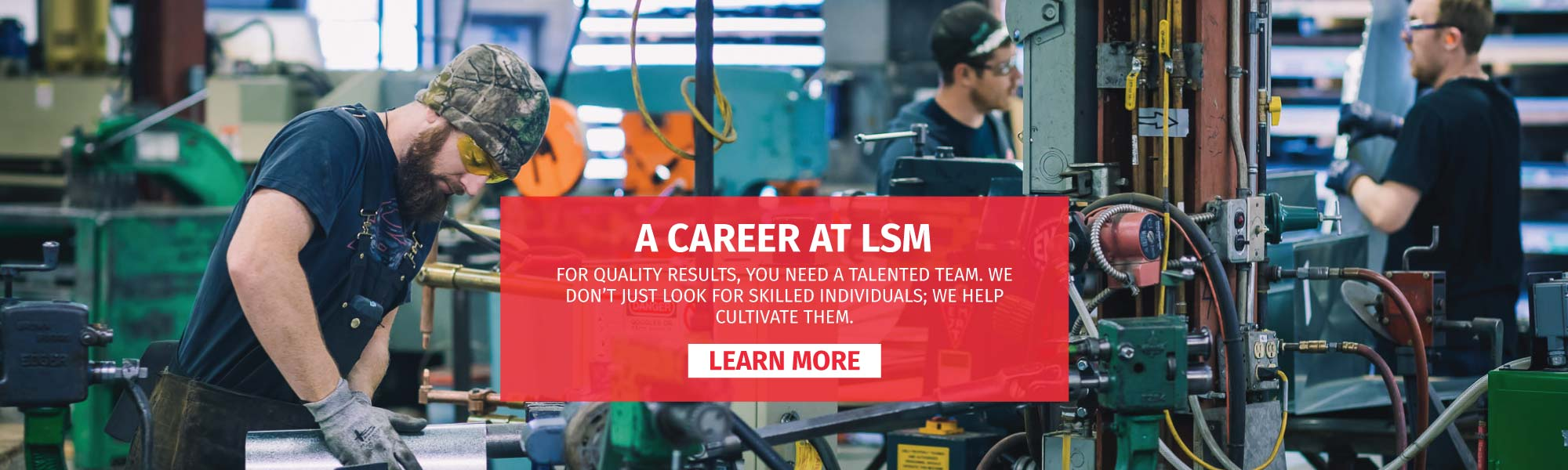 Work at LSM