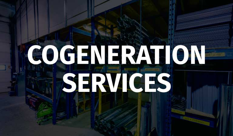 Cogeneration Services - LSM Lee's Sheet Metal, Grande Prairie
