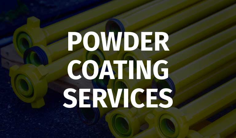 Powder Coating Services - LSM Lee's Sheet Metal, Grande Prairie