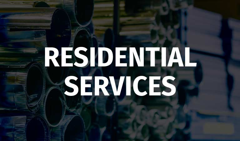 Residential Services - LSM Lee's Sheet Metal, Grande Prairie