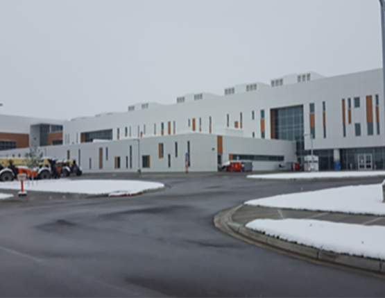 Grande Prairie Regional Hospital – HVAC Project