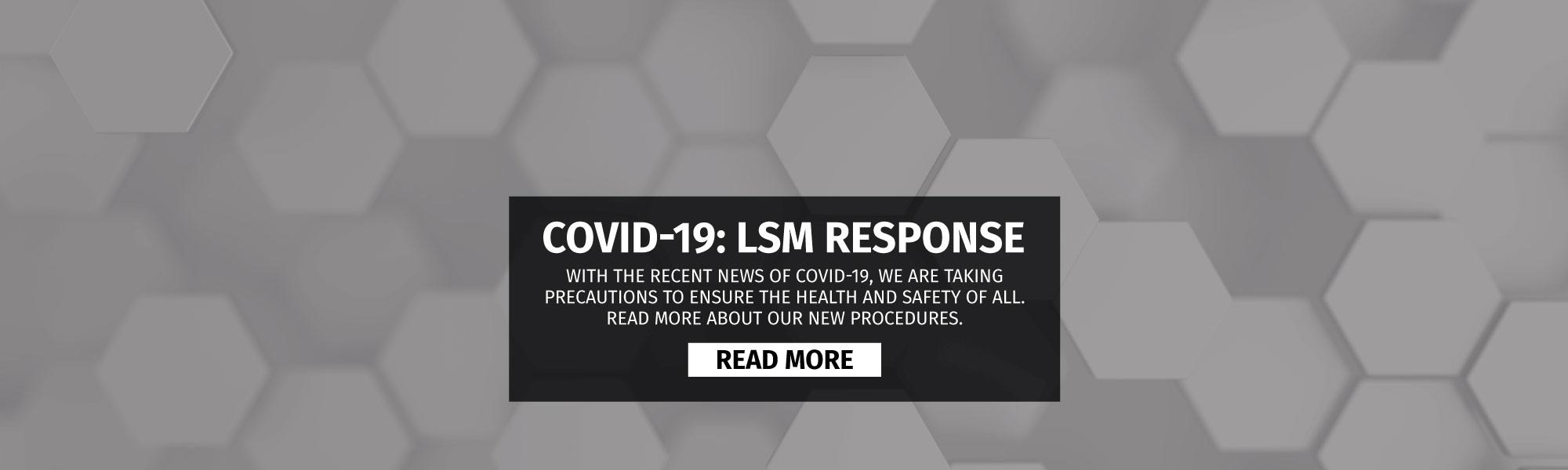 LSM Covid-19 Response